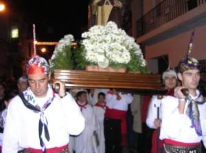 bajada del santo 2004